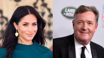 Piers Morgan's Meghan comments highlight the danger of the rejected man
