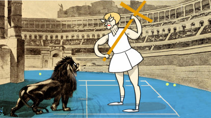 Damned if they do, damned if they don't: Tennis Australia destined for outrage