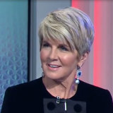 Former Liberal minister and WA MP Julie Bishop is part of a pitch for a big-budget talk show.
