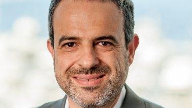 The new president of the Australian Medical Association - Dr Omar Khorshid.