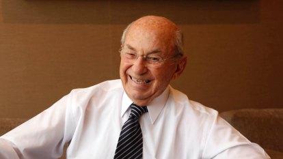Late Perth rich-lister Stan Perron donates billions to charity