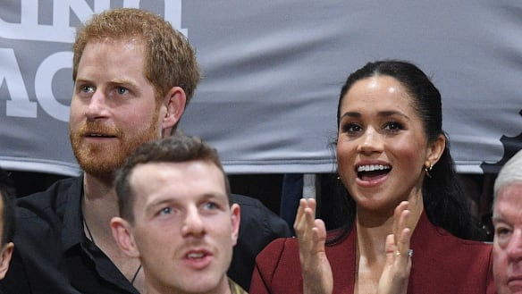 Prince Harry and Meghan, the couple who won our hearts and minds