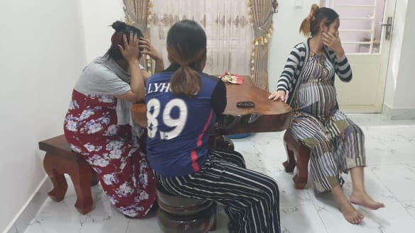 Pregnant women arrested in Cambodia for allegedly breaking surrogacy law