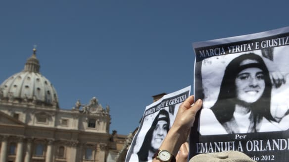 Italian police investigate human remains found at Vatican's Rome embassy