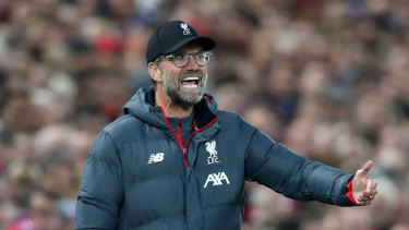 Jurgen Klopp has implored his team to avoid any complacency against the flagging Red Devils.