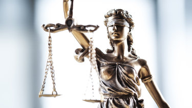 There is a reason the symbol of justice is blindfolded.