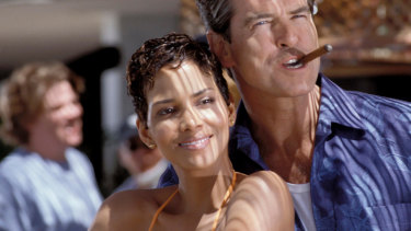 Halle Berry in Die Another Day.