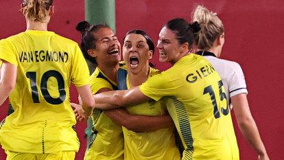 'I can't think of a better showcase': Matildas get Brazil crowd boost