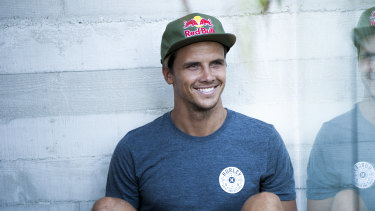 Julian Wilson is one of four Australian surfers set to compete at the Tokyo Olympics.