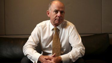 """Chris Kelaher, CEO of IOOF, is leaving the company by """"mutual agreement""""."""