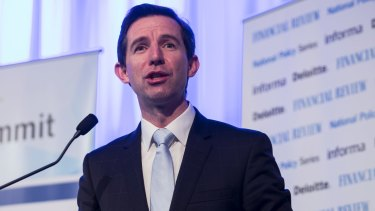 Simon Birmingham says the international student boom is set to continue to record-breaking levels.