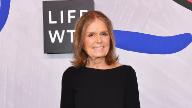"Gloria Steinem: ""As old as I am, I still go right on in the moment, thinking about the future"""