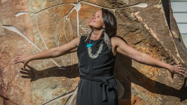 Indigenous Canberra woman Mikaela Jade.