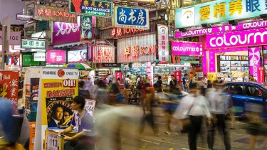 By 2030, about two-thirds of the world's middle class consumers will reside in Asia.