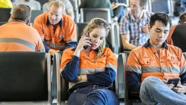 The slowing of Queensland's mining boom contributed to the state's slow wage increases.