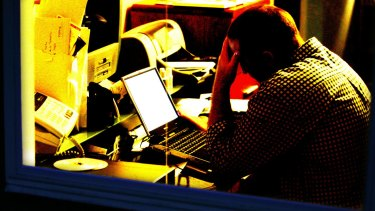 Business owners say they're working weekends and late nights to account for system outages.