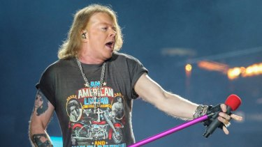 "Axl Rose said Trump's campaign was using ""loopholes"" to access his music."