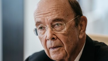 Commerce Secretary Wilbur Ross,  a billionaire and longtime friend of President Donald Trump, said he didn't understand why unpaid federal workers were desperate.