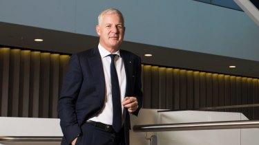 John Denton is the first Australian secretary-general of the International Chamber of Commerce.