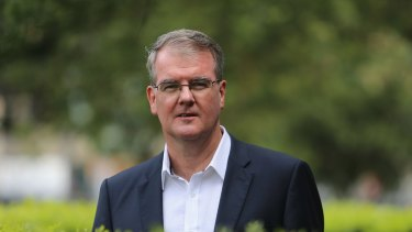 Labor's Michael Daley said ths speaker had treated the opposition appallingly in recent years.
