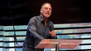 Hillsong pastor Brian Houston's name was put forward to be invited to a state dinner in Washington last year.