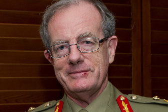 Army Reserve Major-General Paul Brereton conducted the inquiry into SAS and commandos' behaviour in Afghanistan.