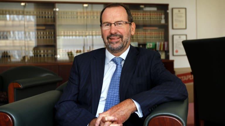 NSW Ombudsman Michael Barnes.