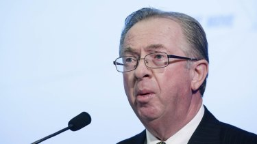 Racing NSW chairman Russell Balding will have served eight years on the regulator's board next month.