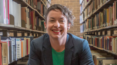 Dr Julieanne Lamond has found that the Stella Count is narrowing the gender gap in literature reviews.