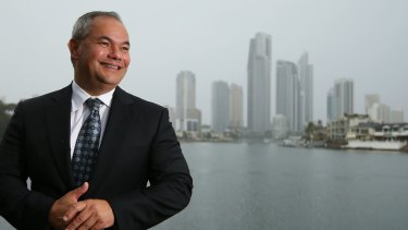 Gold Coast Mayor Tom Tate said the graveyard plan had merit, coming weeks after he suggested a pyramid-shaped structure be submerged for divers.