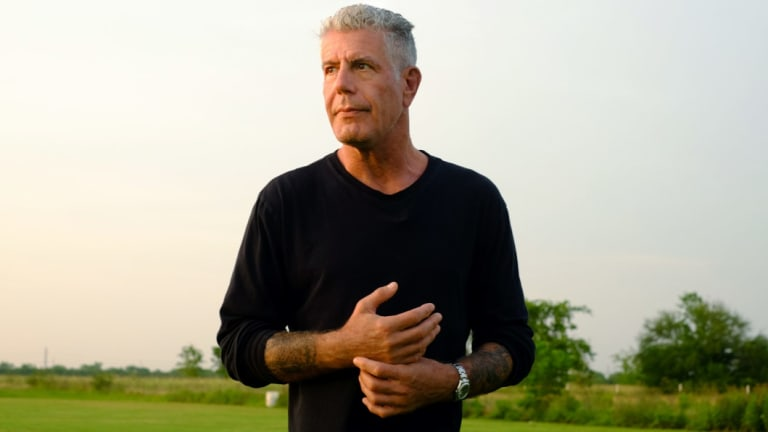 Celebrity chef Anthony Bourdain has died at 61.