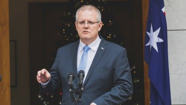 Prime Minister Scott Morrison can play Santa after the government unveiled the best budget numbers in a decade.