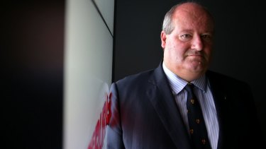Jeff Morris warned the government not to trust Commonwealth Bank's assurances.
