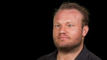 Former CBA employee Matt Attwater.