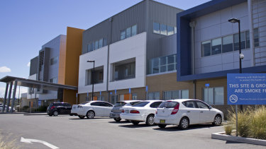 The teenage girl was at Queanbeyan Hospital's emergency department for more than 24 hours.