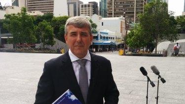 RACQ spokesman Paul Turner slammed the council's suburban speed reduction.