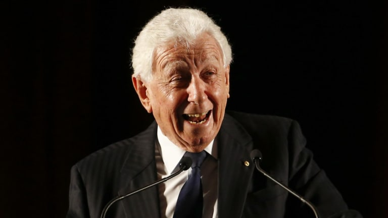 The act of migration is an act of ambition, imagination and bravery, says Frank Lowy.