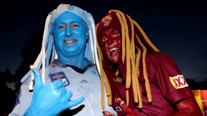 Gabba trial could lead to 40,000 fans at State of Origin games