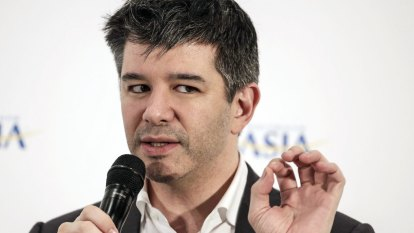 Uber founder has sold $1.3b worth of shares over past month