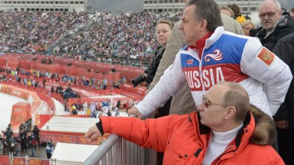 Collective punishment of Russian athletes may be only way to go