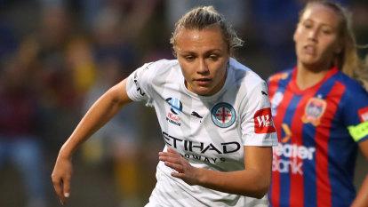 City hotshot Emslie set for first Melbourne derby