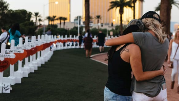 Las Vegas hotel sues mass shooting victims