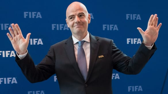 Infantino puts biennial 'mini World Cup' back on FIFA agenda