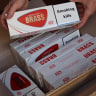 Almost 2 million cigarettes seized at Brisbane Airport