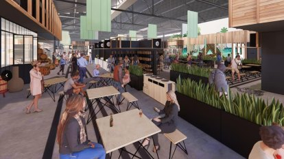 Beehives, breweries, food and wine focus at new Busselton market