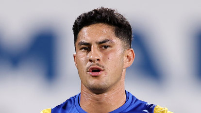 'I'm not going anywhere': Eels star addresses contract speculation