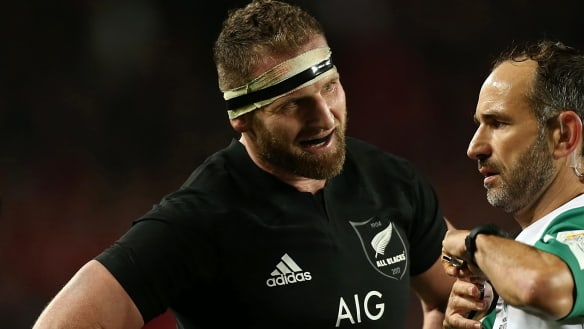 All Blacks captain Read wants July return