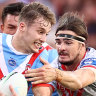 Walker's on: Whiz kid toys with Dragons after Tedesco floored