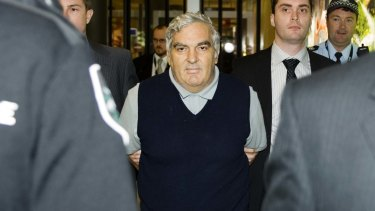 Robert Agius was arrested in April 2008 and subsequently jailed for tax offences