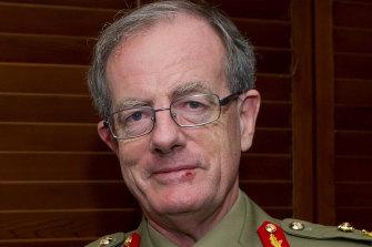 Justice Paul Brereton.